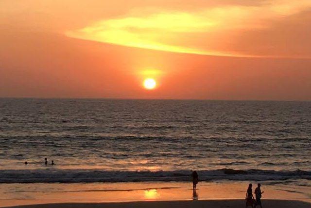 solnedgang bali