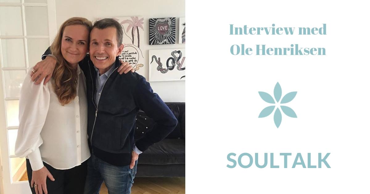 Interview med Ole Henriksen