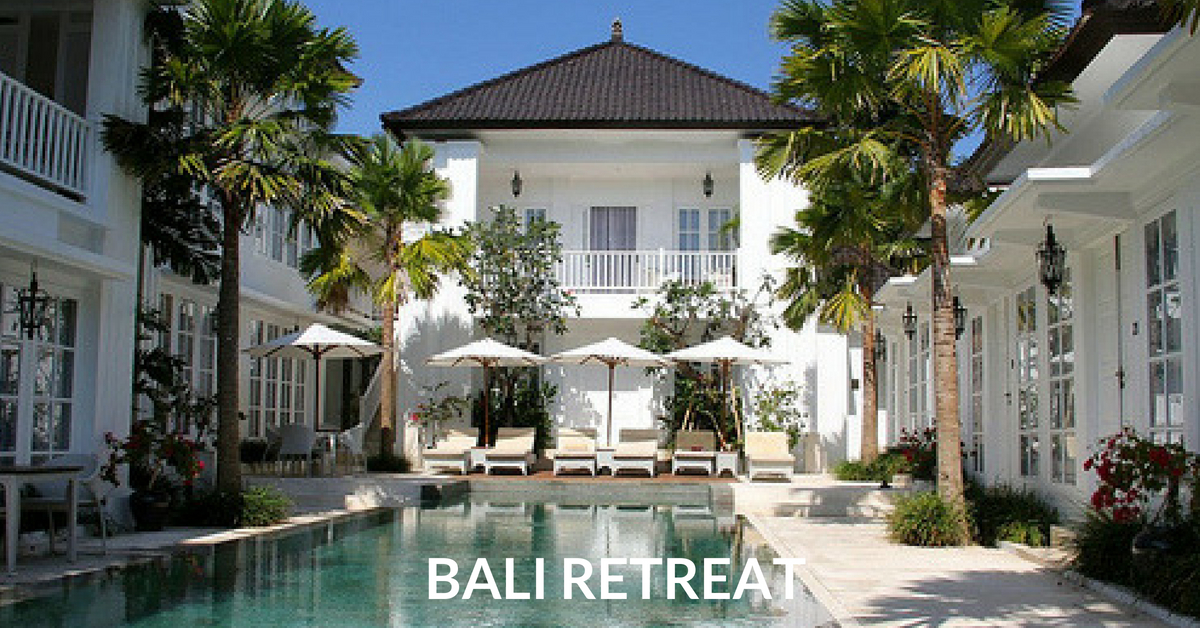Bali Retreat April 2019