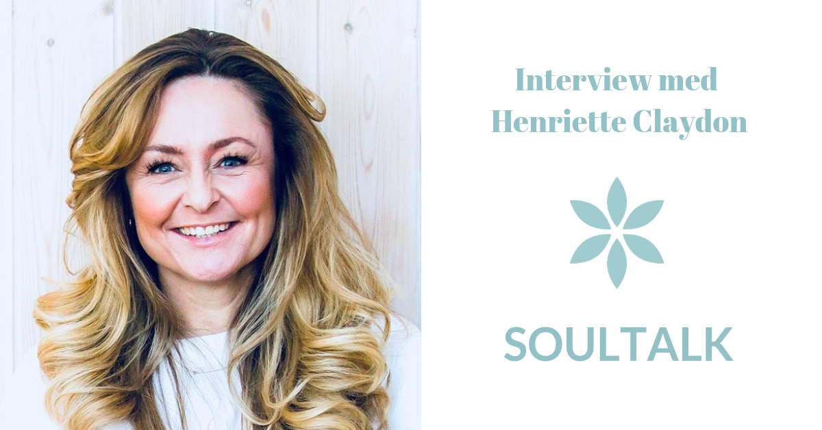 Interview med henriette Claydon