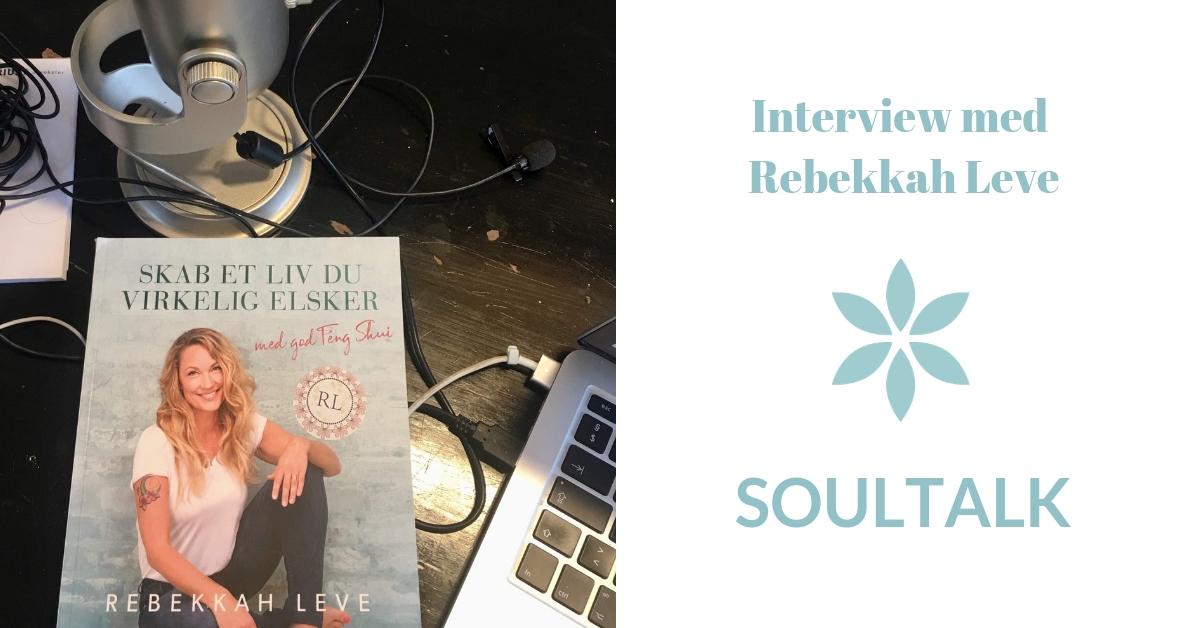 #57 samtale med Rebekkah Leve