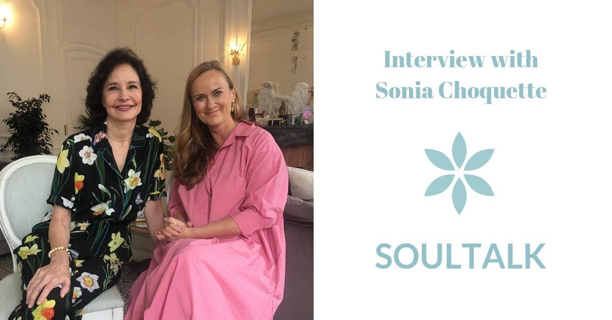 60 Sonia Choquette - global