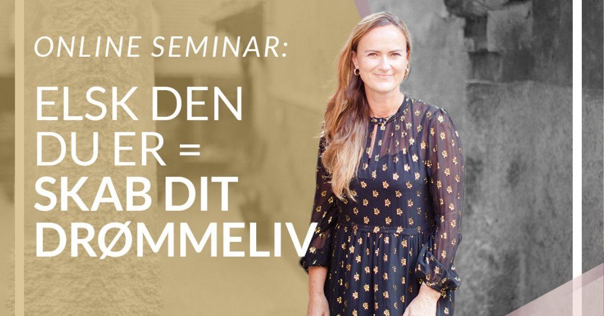 Online seminar 1