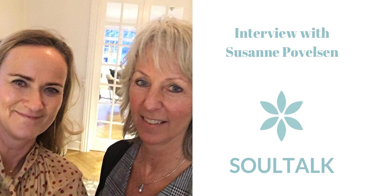 Interview med susane Povelsen